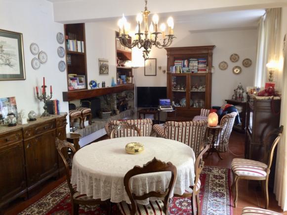 Pesaro - zona mare - schiera centrale in vendita