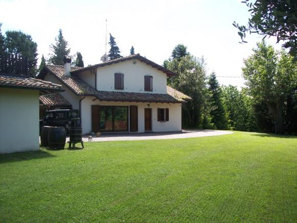 Pesaro - zona ponte valle - unifamiliare villa in vendita