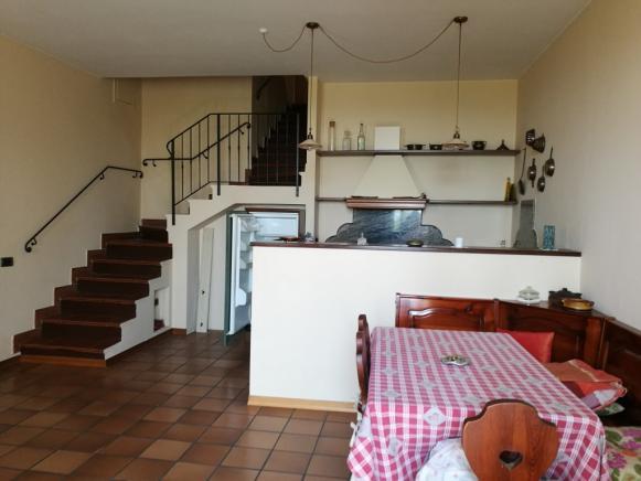 Pesaro - zona novilara - casa a schiera in vendita