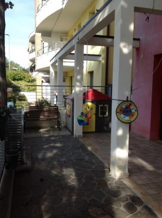PESARO  ZONA TOMBACCIA  APPARTAMENTO IN VENDITA
