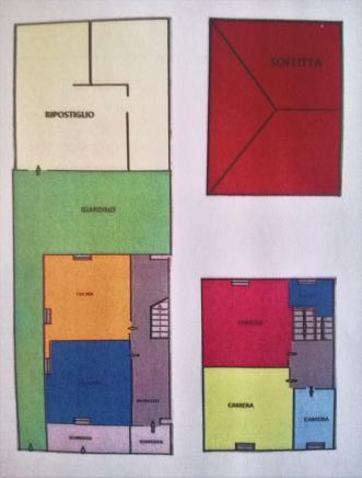 Pesaro - zona muraglia - casa a schiera in vendita