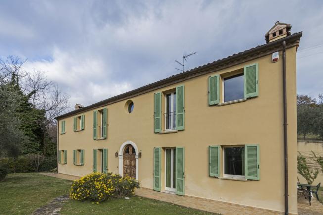 Pesaro - zona santa veneranda - villa in vendita