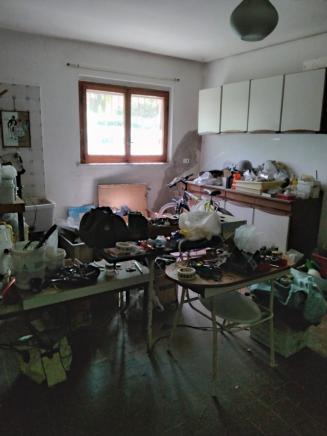 PESARO ZONA SORIA SCHIERA BIFAMILIARE IN VENDITA