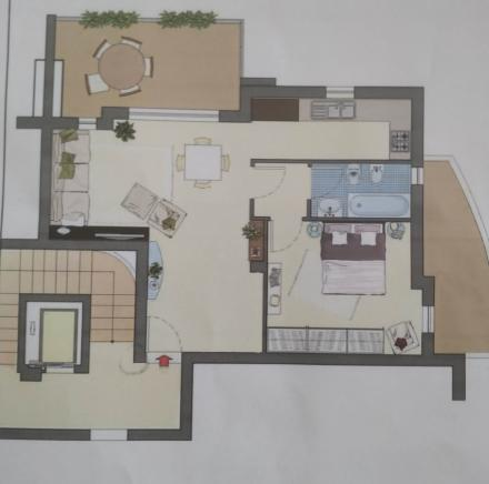Pesaro - zona soria - appartamento in vendita